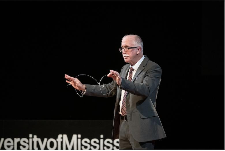 Dr. Parsons' TedXUM 2019 presentation.